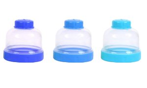 Conjunto de Potes PREMIUM-Cor Azul-Babygo