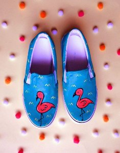 Tênis Sugoi Flamingo Yatch Slip On