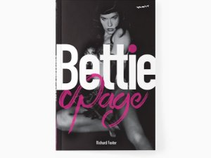 Livro Bettie Page - A Rainha das Pin Ups Biografia