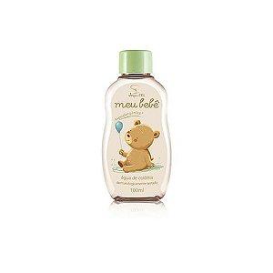 Água De Colônia Meu Bebê - 100 Ml Jequiti Perfume