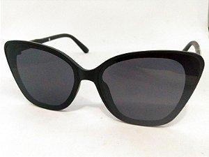 Óculos Escuros Gatinho Grande Vintage Retrô Pin Up