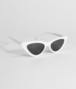 Óculos Escuros Gatinho Clássico Blogueira Pin Up Retrô