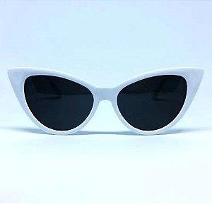 Óculos Escuros Gatinho Médio Pin Up Retrô anos 50/60