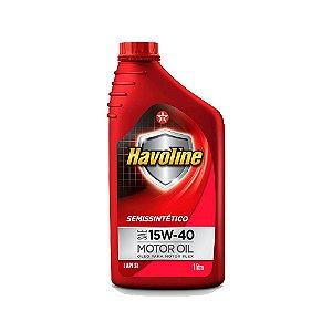 Óleo Havoline 15w40