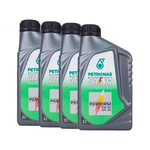 Kit 4L Óleo Petronas Selenia Perform 5w30