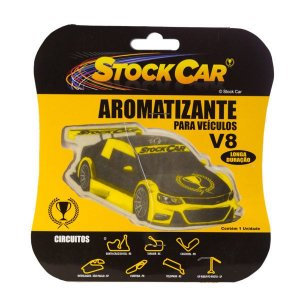 Aromatizante Automotivo Stock Car V8