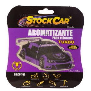 Aromatizante Automotivo Stock Car Turbo