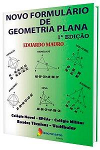 Novo Formulário de Geometria Plana
