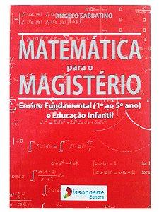 Matemática para Magistério