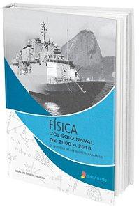Física Colégio Naval 2008 a 2018