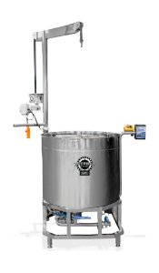 Panela Elétrica BeerBot 250 (Cozinha completa para cerveja artesanal)