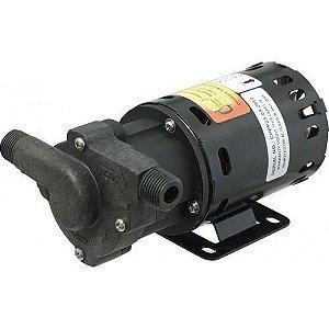 "Bomba Chugger - PP Inline Sanitária - Poly - 1/2"" - 115V - BB"