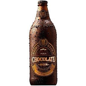 Cerveja Baden Baden Chocolate 600ml