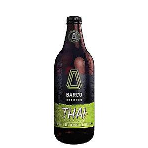 Cerveja Barco Thai Weiss Gengibre 600ml