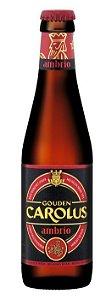 Cerveja Gouden Carolus Ambrio 330ml