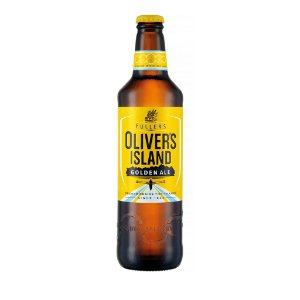 Cerveja Fullers Oliver's Island 500ml