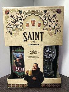 Kit Saint Bier IPA 1gf 600ml + 1 copo