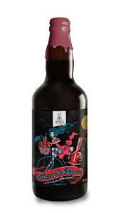 Cerveja Antídoto Cherry & Pepper Imperial Stout 500ml