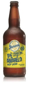 Cerveja Blumenau Ipê Amarelo 500ml
