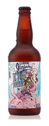 Cerveja Itajahy Octoporter 500ml