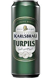 Cerveja Karlsbrau Urpils 500ml lata