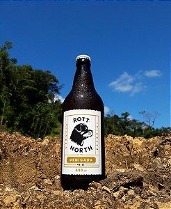 Cerveja Rott North Dedicada Weiss 600ml