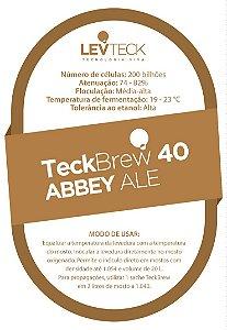 Fermento Líquido TeckBrew Abbey Ale - TB40