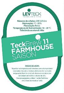 Fermento Líquido TeckBrew Farmhouse Ale - TB11
