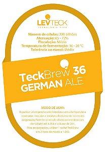Fermento Líquido TeckBrew German Ale - TB36