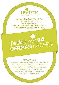 Fermento Líquido TeckBrew German Lager II - TB84