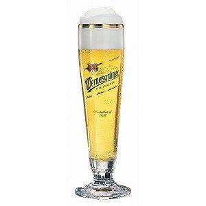 Copo de Cerveja Wernesgruner Tulipa 300ml