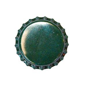 Tampinha para garrafas - 26mm - Verde