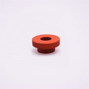 Rolha vermelha pequena p/Airlock - 24x15x10