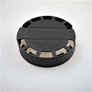 Lacre plástico para barril inox preta