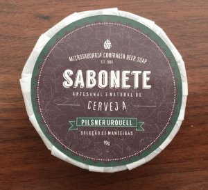 Sabonete Pilsner Urquell