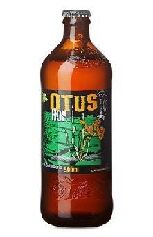 Cerveja Coruja Otus Hop Lager 500ml