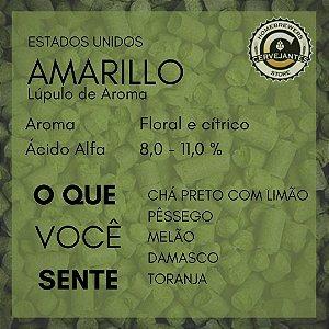 Lúpulo Amarillo - 50g