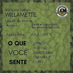 Lúpulo Willamette - 50g