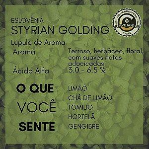 Lúpulo Stryrian Golding - 50g