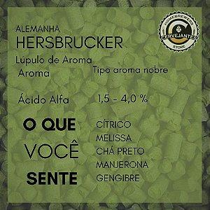 Lúpulo Hersbrucker - 50g
