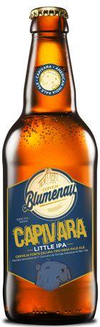 Cerveja Blumenau Capivara Little IPA 500ml