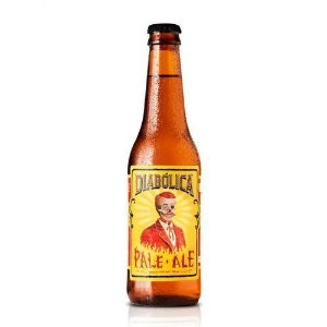 Cerveja Diabólica Pale Ale 355ml