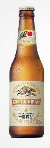 Cerveja Kirin Ichiban 355ml