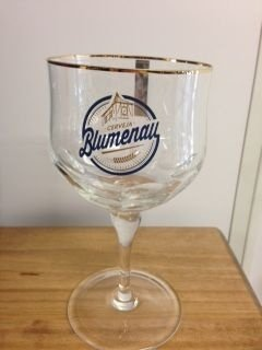 Taça Cristal Blumenau Magia de Natal 300ml