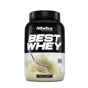 BEST WHEY 900GR - ATLHETICA NUTRITION