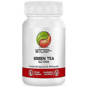 GREEN TEA (CHÁ VERDE) 350MG 60 CÁPSULAS - VITAFOR MTC