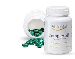 COMPLEXO B 60 CÁPSULAS - ALLPREMIUM