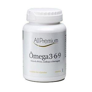 OMEGA 3 6 9 - ALLPREMIUM - 60 CÁPSULAS