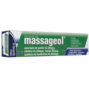 Massageol Pomada 30g