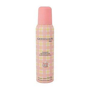 Desodorante Antitranspirante Aerosol Giovanna Baby Classic 150ml